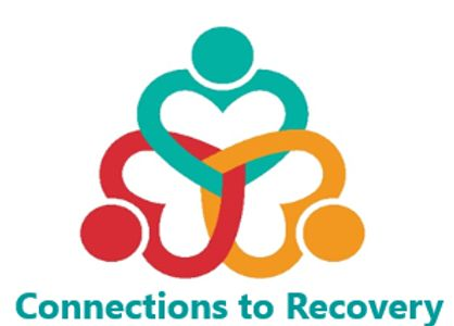 Connections to Recovery Logo