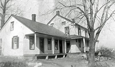 Anderson Home on Ridge Road, Greencastle, PA