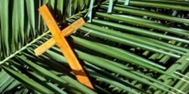 Palm Sunday and it's time to look back and remember what Christ has done for you. He had you on His