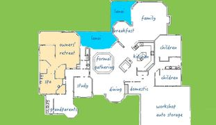 Cahill Homes Multi-Generational Home Plan Sarasota Bradenton