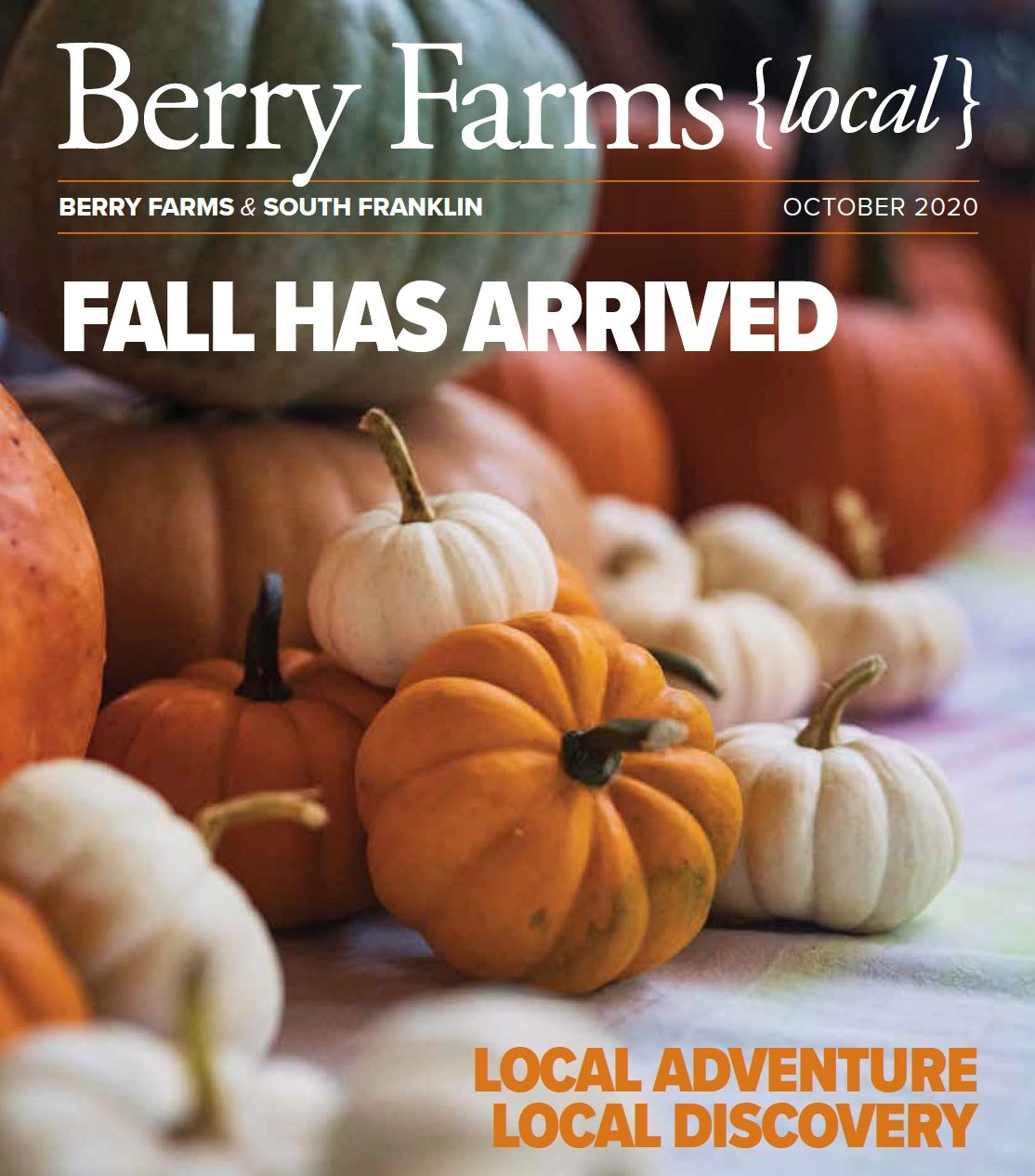 Our October Cover