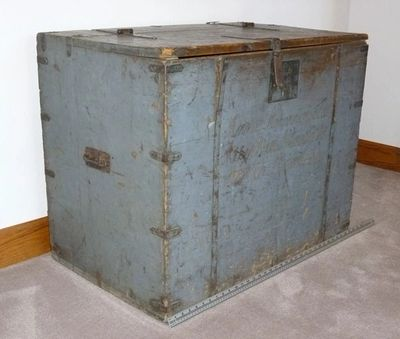 Immigrant Chest from Norway.