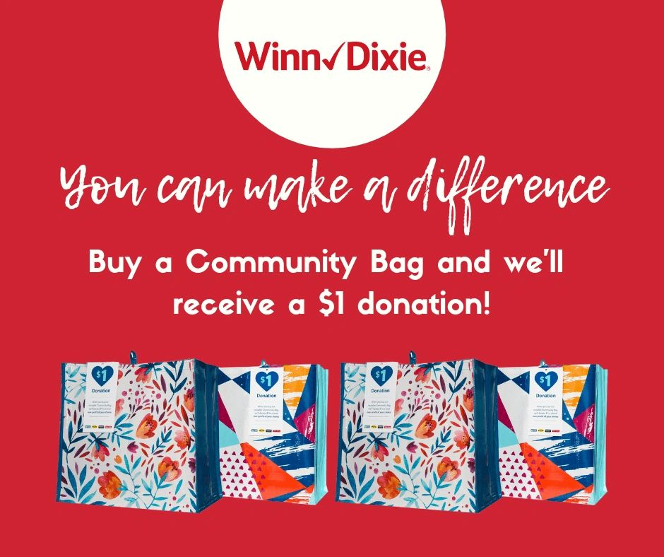 "{""blocks"":[{""key"":""afamb"",""text"":""Beginning Sunday December 1st, Meals on Wheels of Charlotte County will receive a $1 donation for every $2.50 Community Bag sold at the store located at Winn-Dixie 3280 Tamiami Trail, Port Charlotte FL in the month of December. "",""type"":""unstyled"",""depth"":0,""inlineStyleRanges"":[],""entityRanges"":[],""data"":{}}],""entityMap"":{}}"