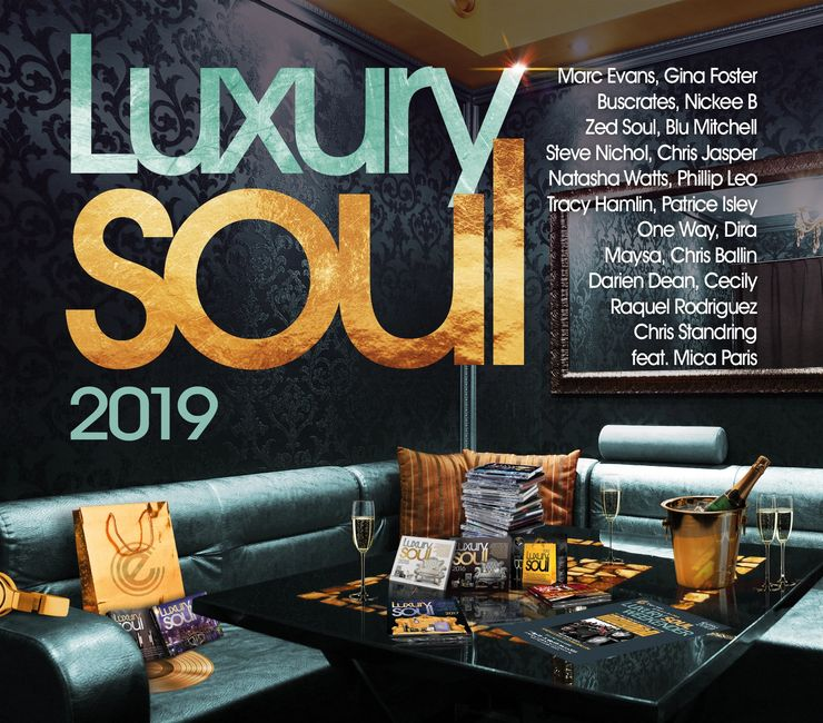 Luxury Soul 2019 / Patrice Isley