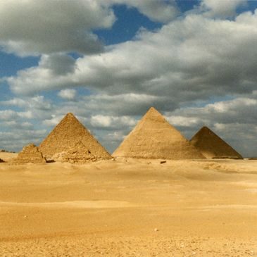 The tour will end with a Healing Ceremony inside The Great Pyramid