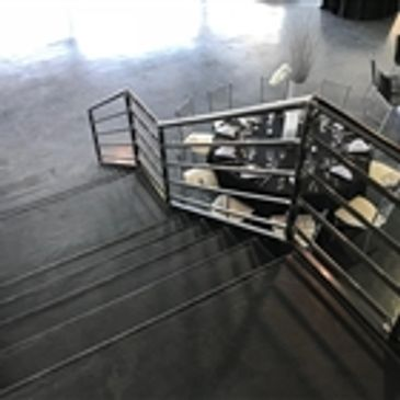 The Factory Staircase