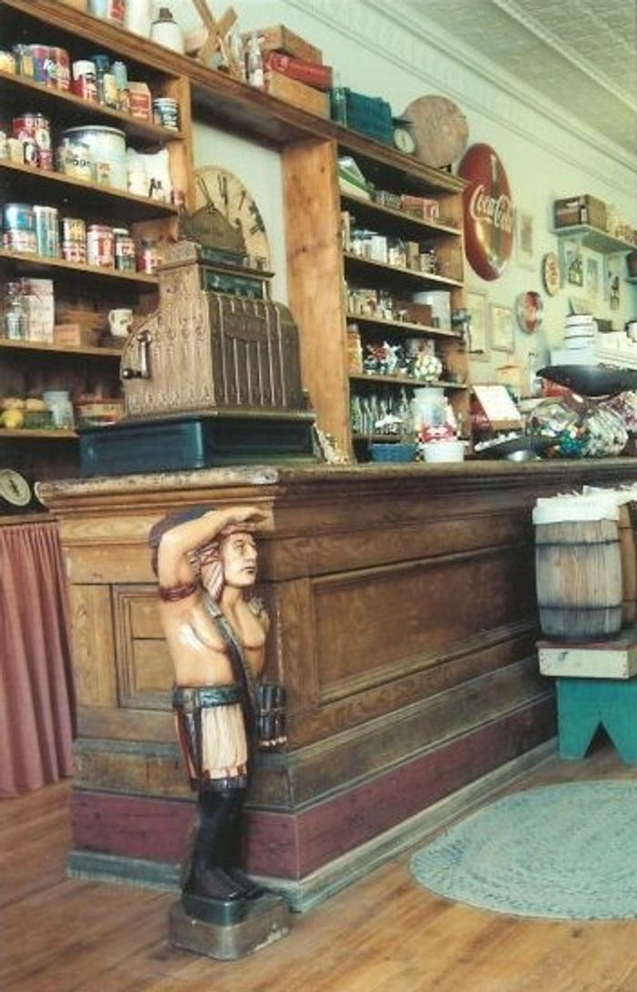 Things to do in Black River Falls, History, Old time general store, McNess