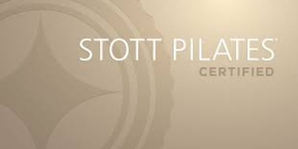 Stott® certified in MAT and REFORMER Also Stott® trained in CADILLAC