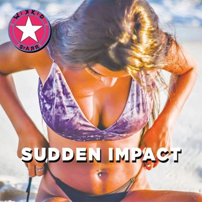 Wiikid Starr - Sudden Impact: Rescheduled release date for October 9th