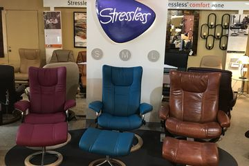 Stressless recliners, the innovators of comfort made in Norway