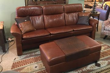 Stressless Saga Sofa High Back