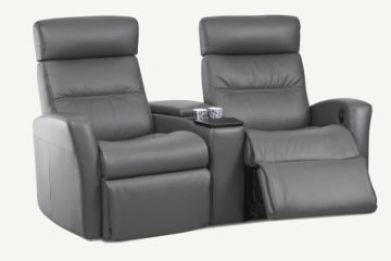 The Chelsea Multifunction Relaxer, sectional, recliner, sofa is modular and design to fit your space