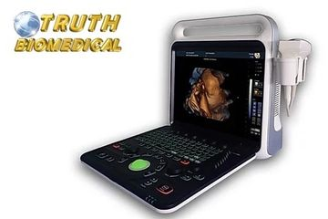 4D Color Doppler Machine , CE Certified of Brand : TRUTH BIOMEDICAL .