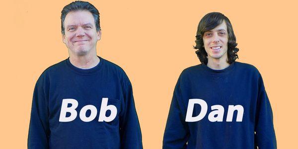 Manager Bob Service adviser Dan