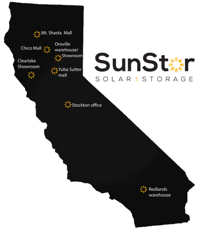 SunStor Locations