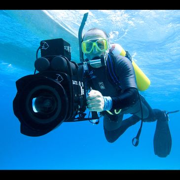 Video production company service videographer videography videotaping  underwater cameraman Florida