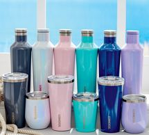 Corkcicle Tumblers, Canteens, Wine Glasses and Mugs