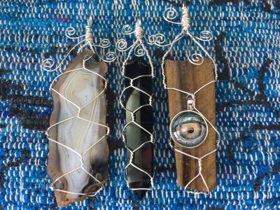 Good JuJu Gemstone Pendants