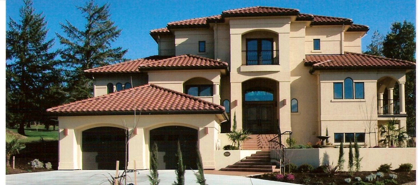 Stucco can be used as an exterior finish on any AAC project.