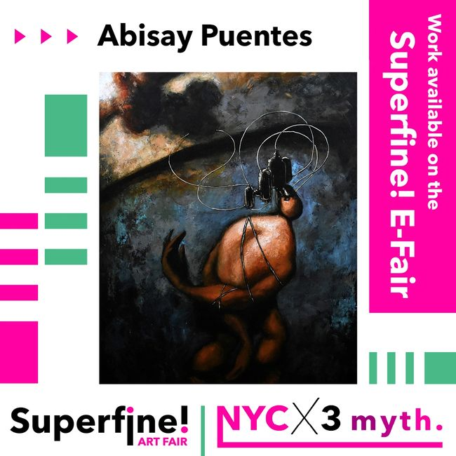 Welcome to the Superfine! NYC E-Fair Virtual Exhibition_ ABISAY UENTES WEBSITE