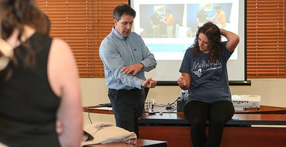 teaching physical therapist orthopedic evaluation skills
