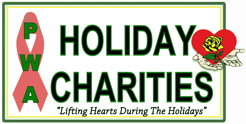 PWA Holiday Charities