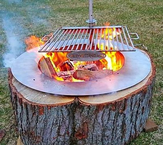 Fire Pits Higley Fire Pit Liners Spark Screens Metal Covers