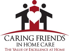 Caring Friends In Home Care
