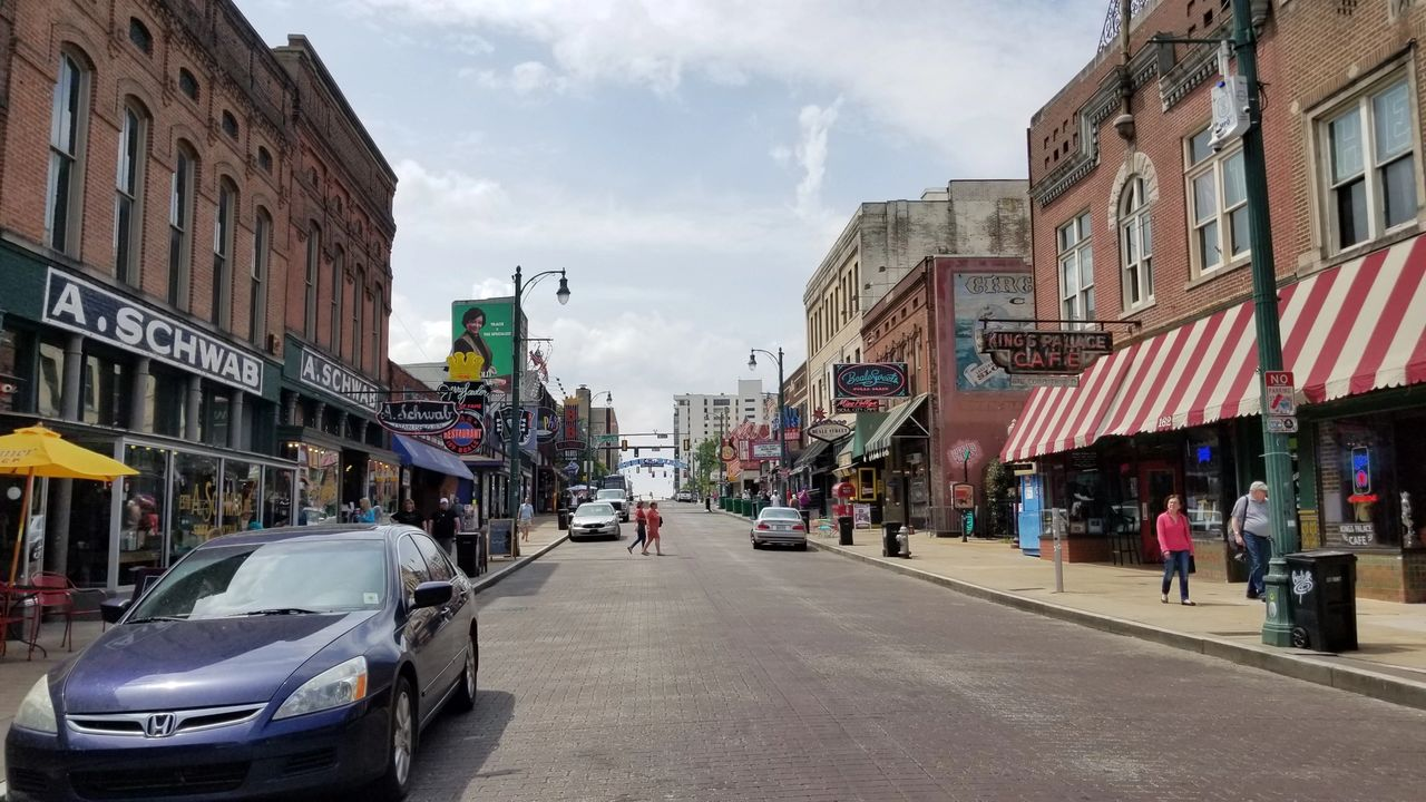 Day 10 - 4/30/19 - Memphis, TN to Nashville, TN