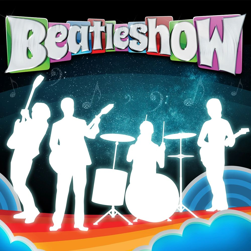 Beatleshow at the Saxe Theater in Las Vegas