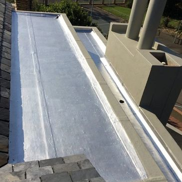 Concrete Roof Slabs Torch-on waterproofing for Flat Roofs in Pretoria and Centurion, Silverlakes.