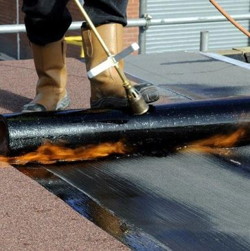 We do Torch-on Waterproofing in Pretoria. Polyurethane Waterproofing &  Elastomeric Waterproofing