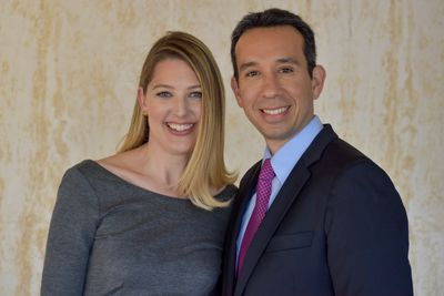 Dr. Hugh Humphery and Reed Humphery, co-founders South Florida Integrative Medicine