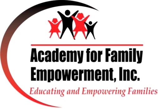 Academy for Family Empowerment, Inc.