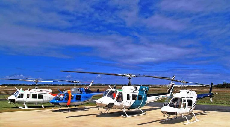 Precision Helicopters New South Wales, Bell JetRanger, Bell LongRanger, Bell 212, Huey UH1H Iroquois