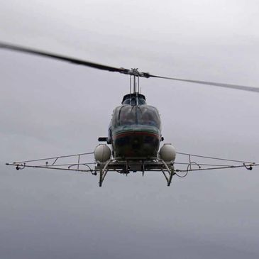 Precision Helicopters Aerial Agricultural in New South Wales