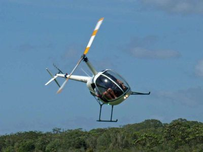 R22- 30 - 60 minute interactive Trial Introductory and familiarisation flight, hands-on lesson, Prec