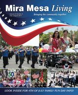 Mira Mesa Living July August 2017 Edition with Mira Mesa Community Events and Lifestyle