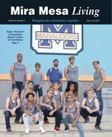 Mira Mesa Living May June 2017 Issue Featuring Mira Mesa High School Wrestling