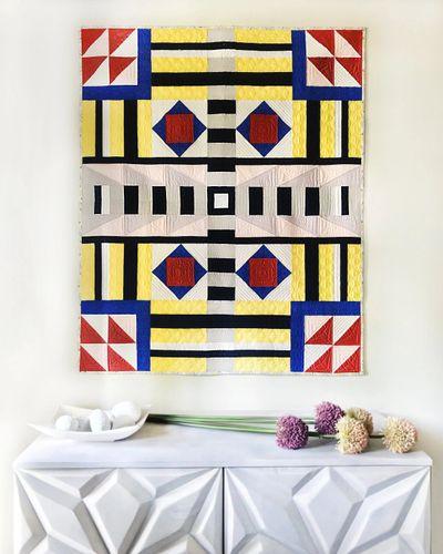 Quiltachusetts Modern Quilts Quilt Patterns