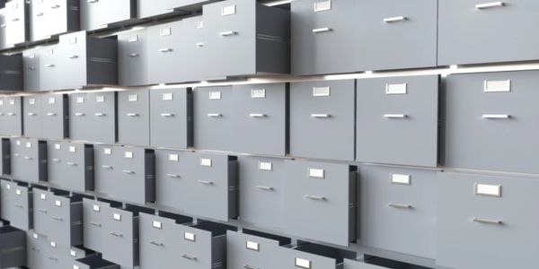 Business file cabinets