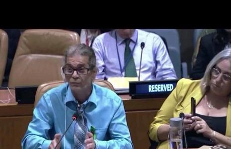 DRUG POLICY AND SUSTAINABLE DEVELOPMENT AGENDA  @ THE UNITED NATIONS IN NYC SEPT. 2018 FOR 2020