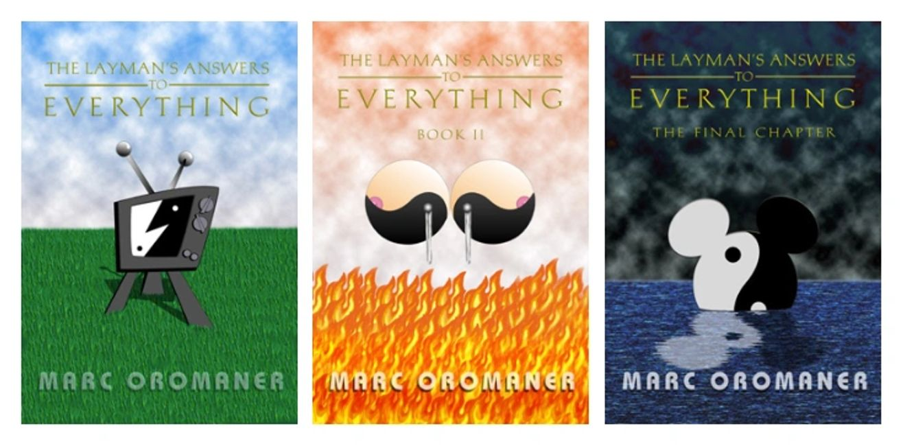 The Layman Trilogy by Marc Oromaner