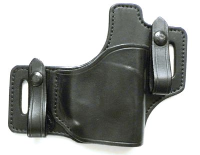 Premium inside or outside carry leather holster