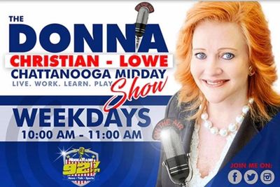 We welcome you to listen to The Donna Midday Show on 92.7 FM (M,T,W & F) from 10 am to 11 am!