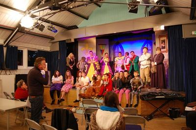 Digswell Players pantomime