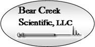 -  Bear Creek Scientific, LLC - (Bruce Crist, Owner)
