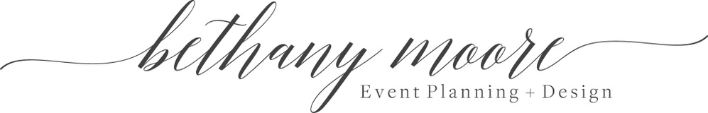 Bethany Moore, Event Planning & Design