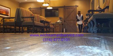 Construction Cleaning Service Wichita Maid Service