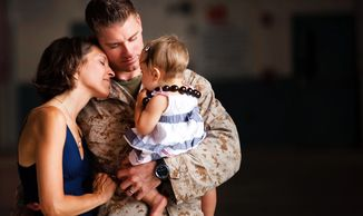 Essential to a veteran's successful transition is maintaining the integrity of the family unit.